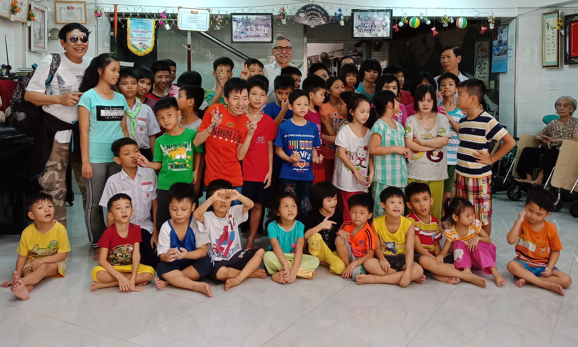 Te-Phan Orphanage